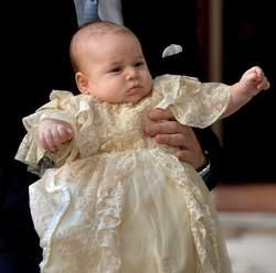 doopsel prins George UK