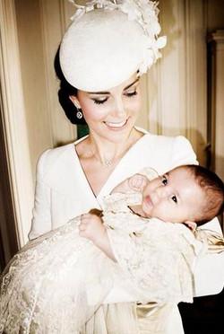 doopsel prinses Charlotte
