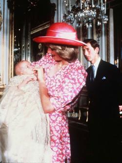 doopsel prins William UK