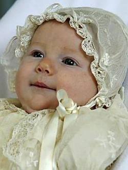 doopsel prinses Maud Noorwegen