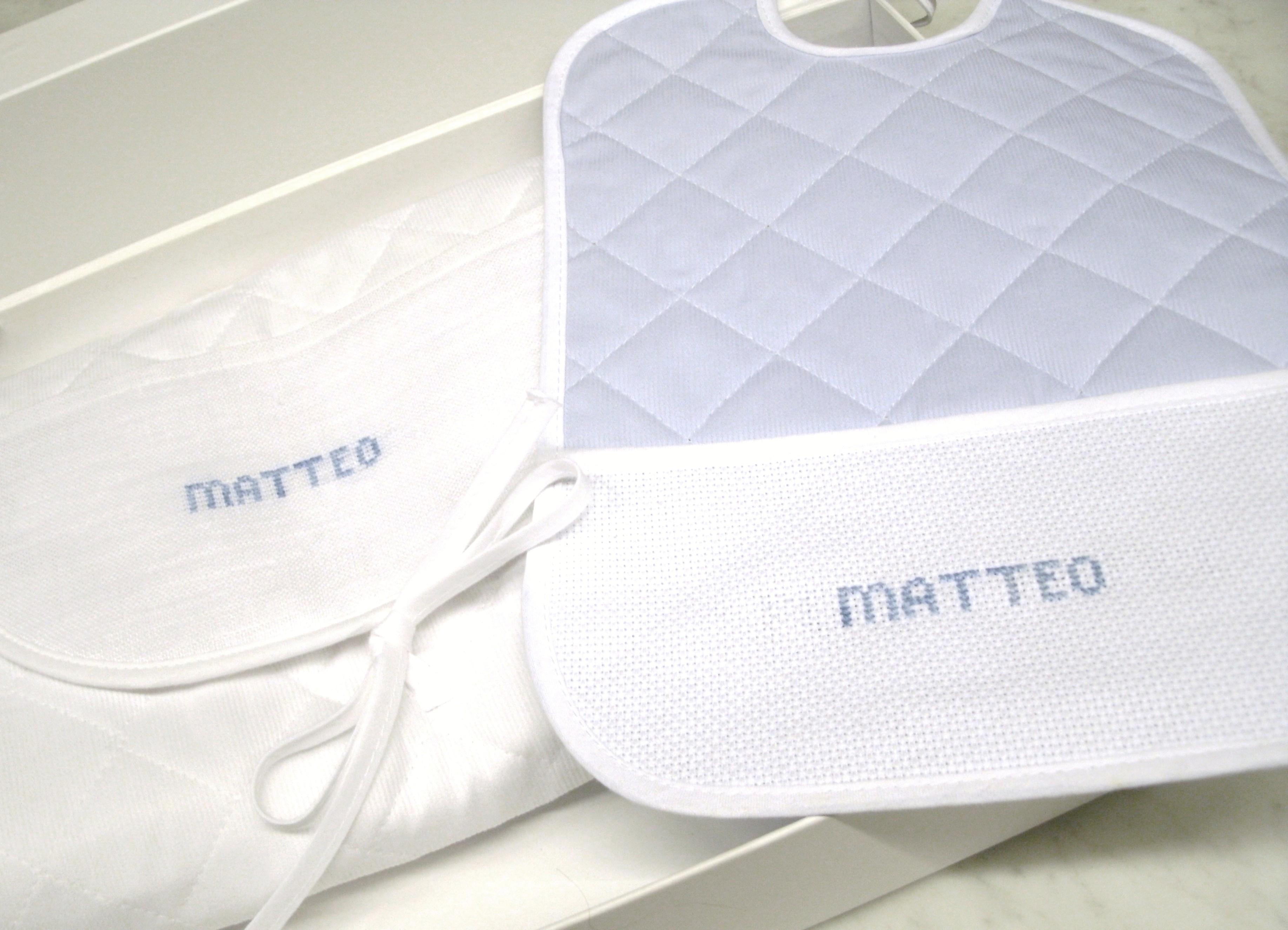 personalisatie Matteo