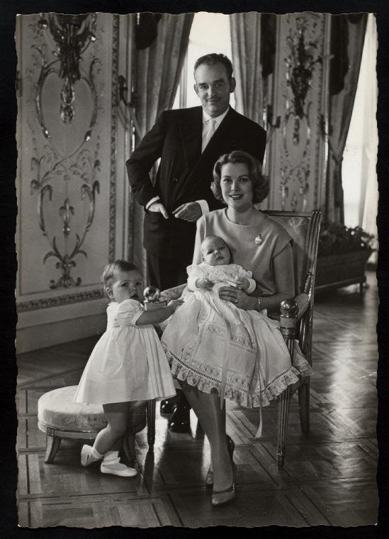 doopsel prinses Caroline Monaco
