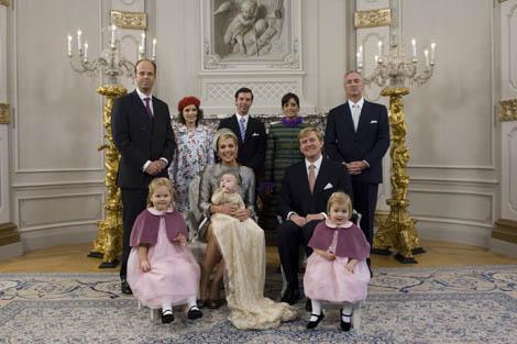 doopsel prinses Ariane Nederland
