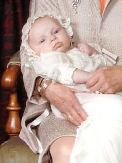 doopsel prins Sverre Noorwegen