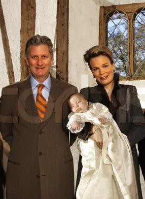 doopsel prins Emmanuel België