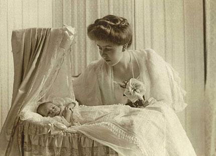 doopsel prins Gustaf Adolf Zweden