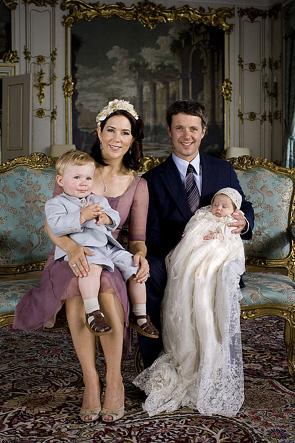 doop prinses Isabella Denemarken