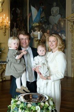 doopsel prinses Zaria Nederland