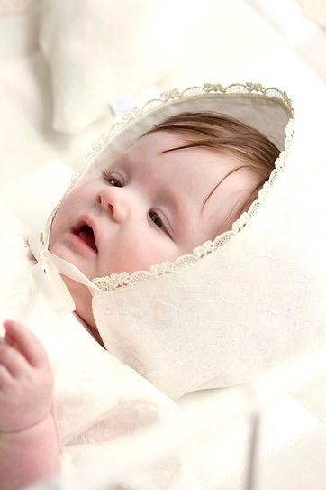 doopjurkjes hangemaakt Arsa Baby