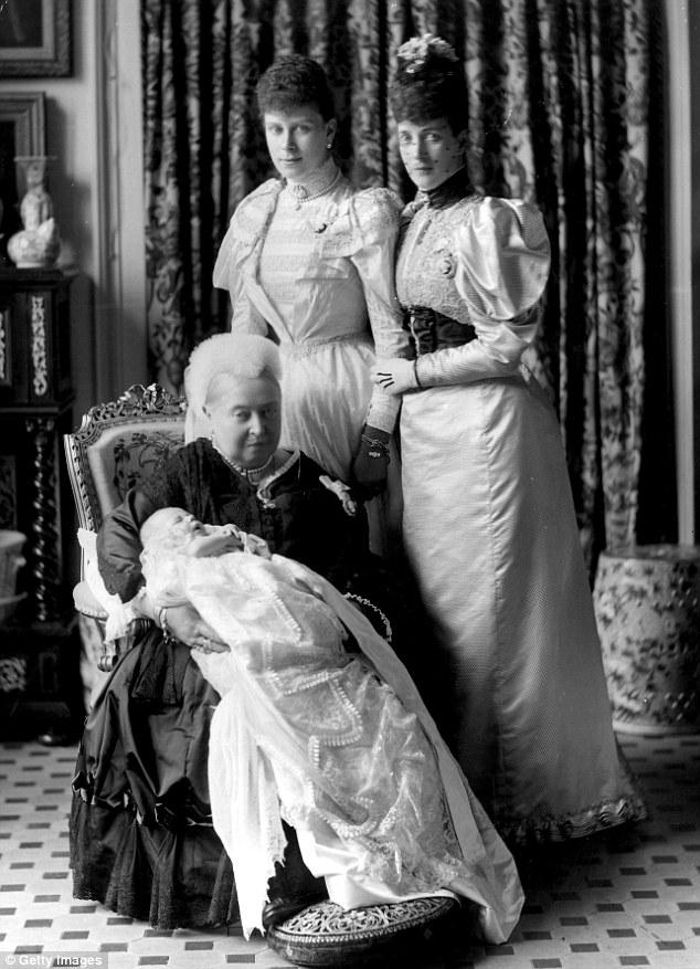 doopsel prins Charles UK