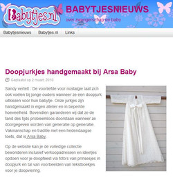 Babytjes nieuws