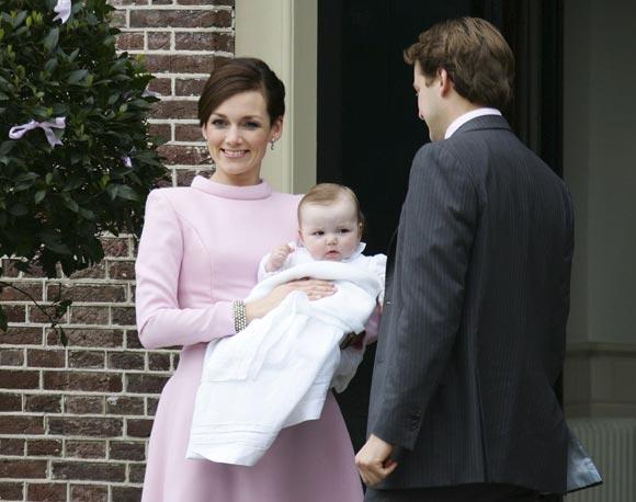 doopsel prinses Magali Nederland