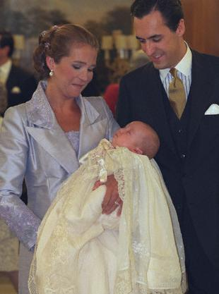 doop prins Felipe Juan Spanje