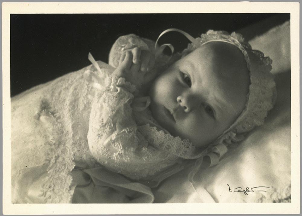 doopsel koningin Beatrice Nederland
