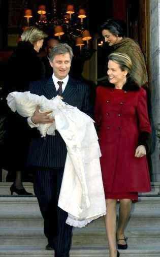 doopsel prinses Elisabeth België