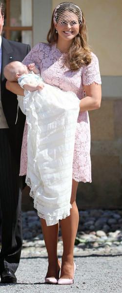 doopsel prinses Leonore Zweden