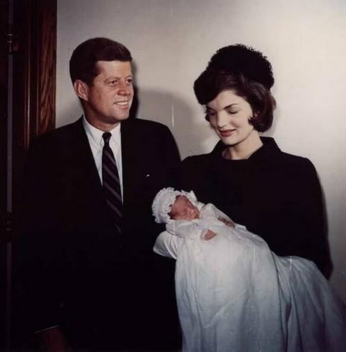 John Kennedy, zoon van JFK