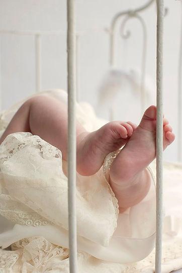 Arsa baby doopkledij