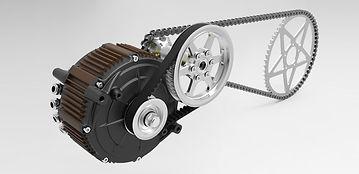 5.0 kw motor