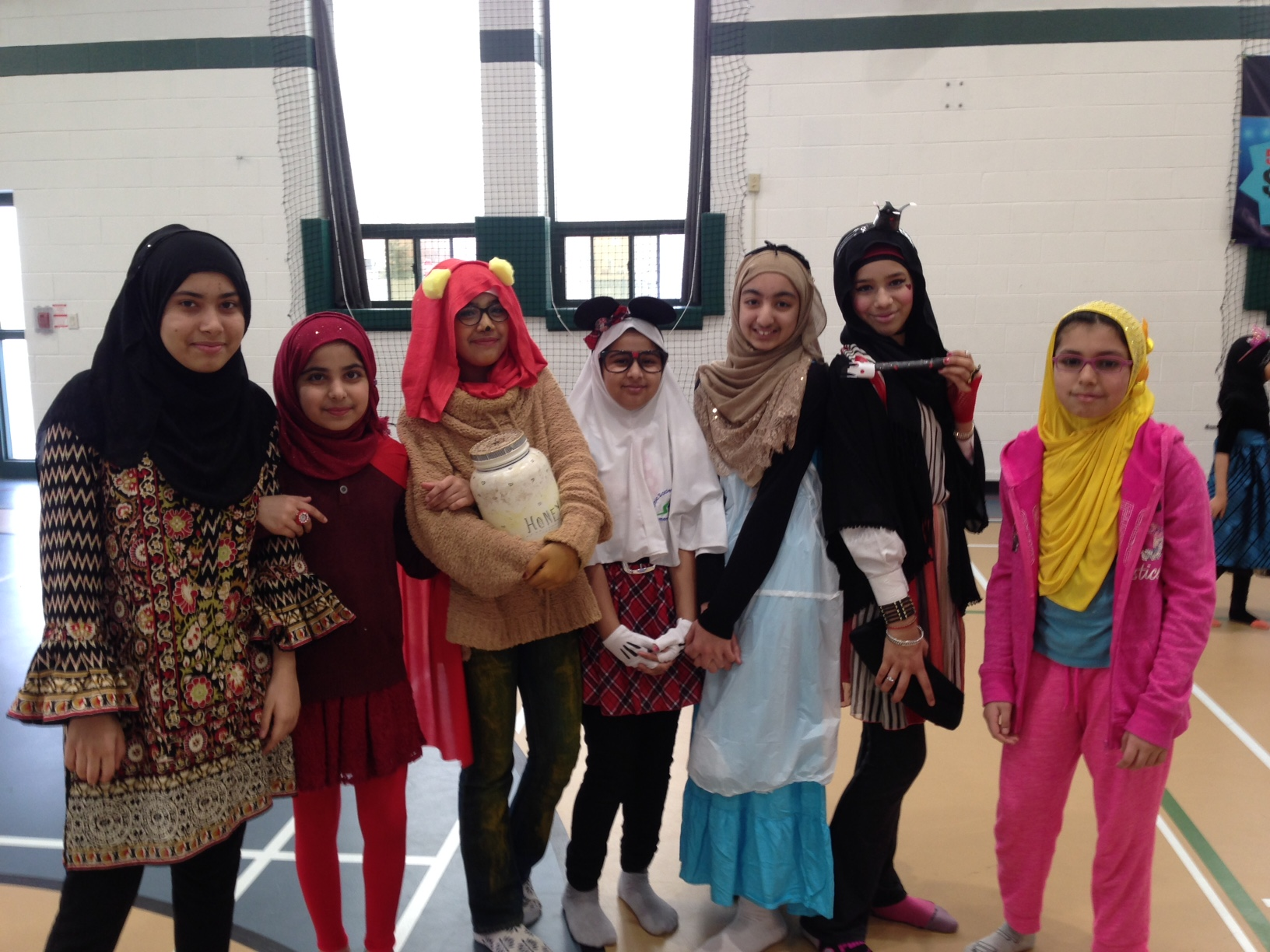 Students celebrate Storybook Character Day