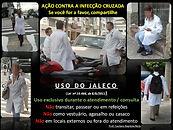 jaleco, caetano baptista neto, estomatologia, campanha do jaleco, professorcaetano.com.br