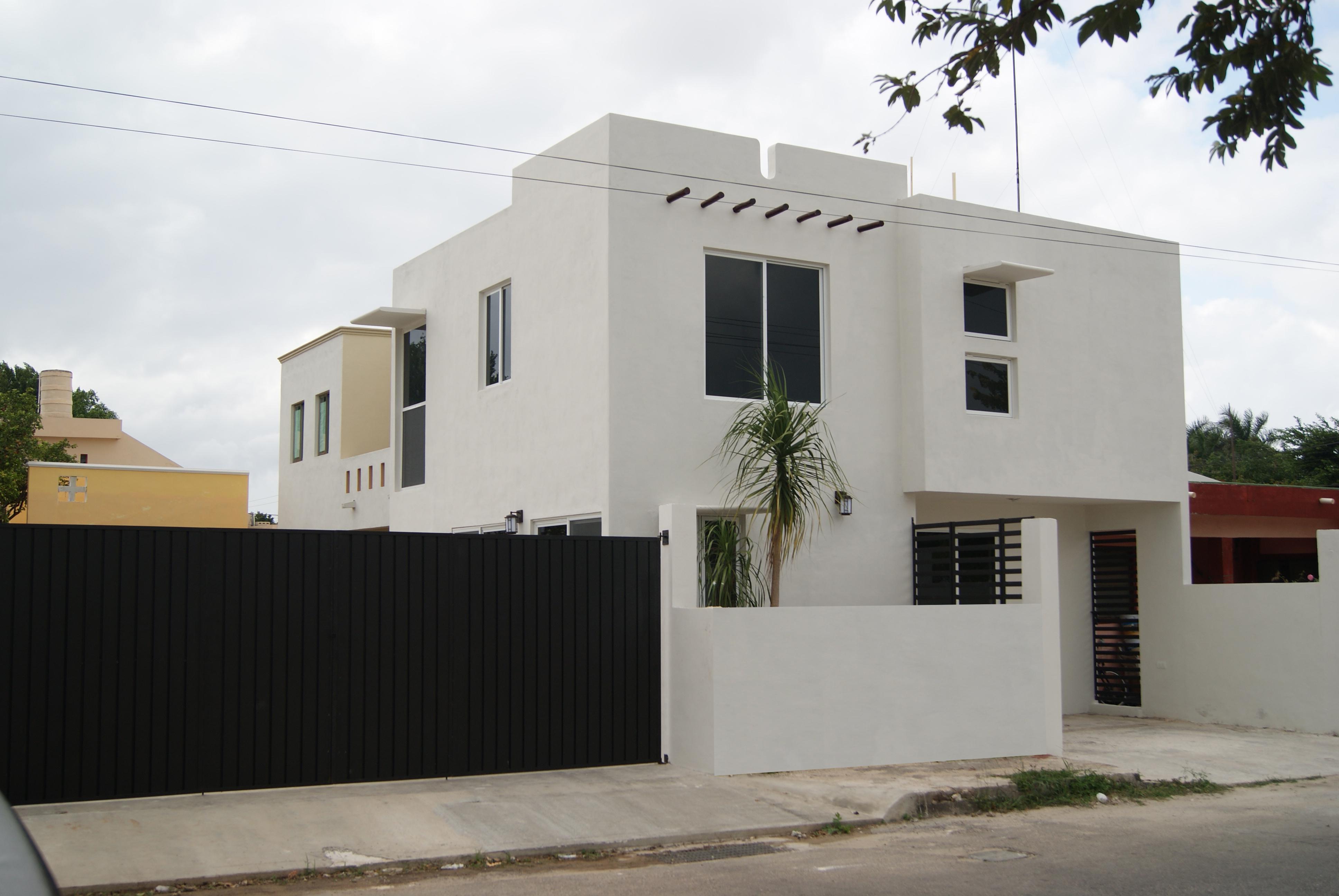 Proyecto Casa Sr. Gonzalez