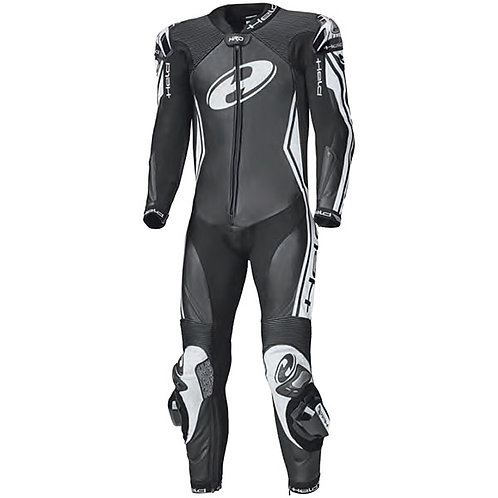 Held Full-Speed 1 Piece Leather Suit - Black / White