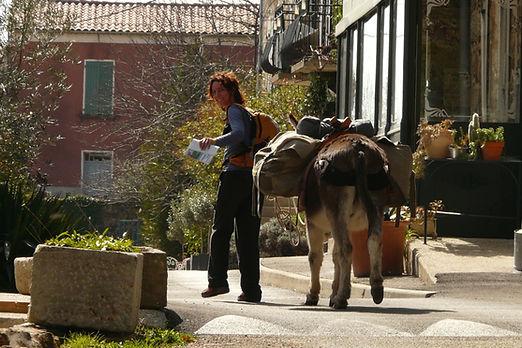 donkey rental ardeche france