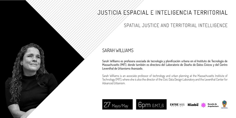 Justicia Espacial e Inteligencia Territorial