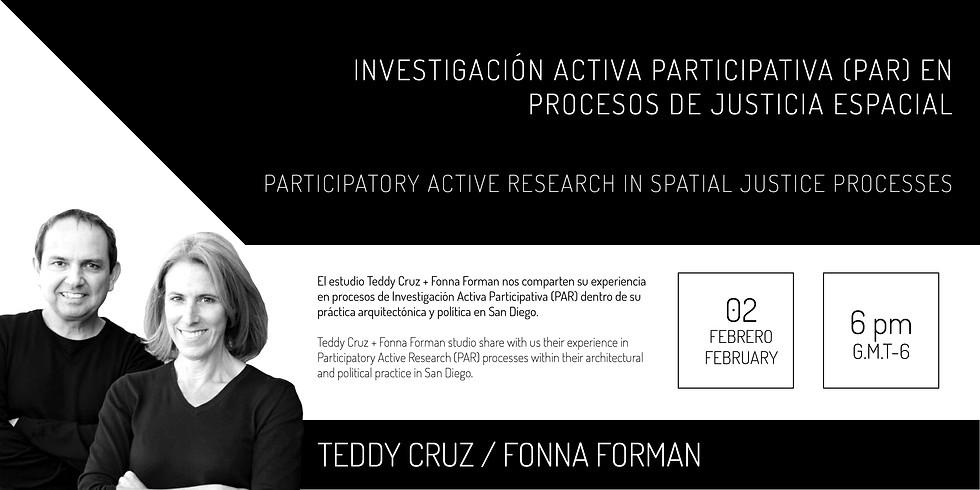Investigación Activa Participativa (PAR) en Procesos de Justicia Espacial