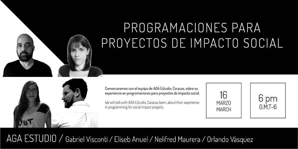 Programaciones para Proyectos de Impacto Social