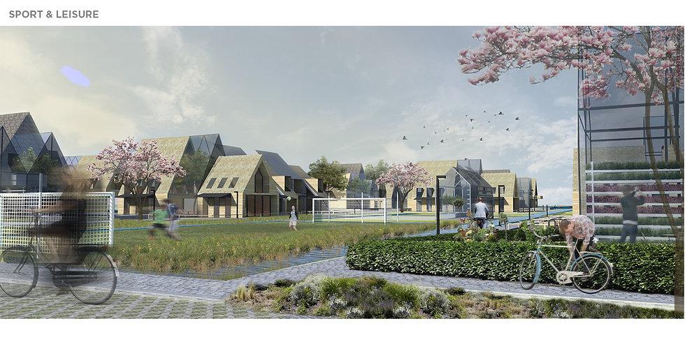 resilient suburbia food living polder