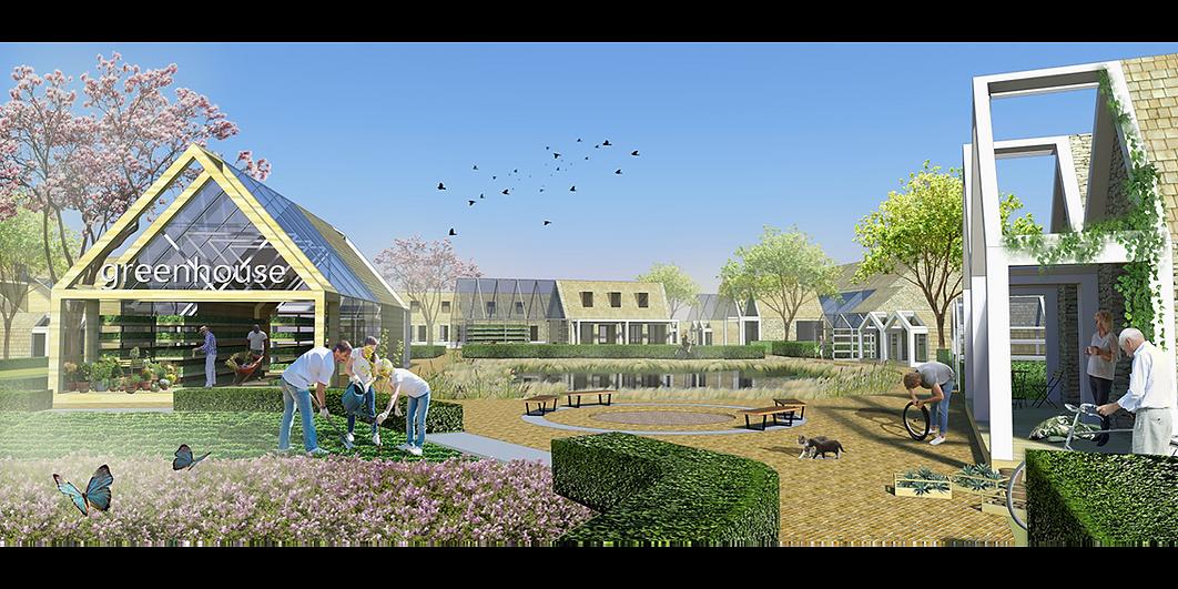 re-imagening the garden city - Letchworth