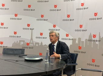 Philippe Oddo, Chairman of the ODDO BHF, took time to talk to us about his background as an entrepreneur and his career path. During the discussion, he elaborated on the merger with BHF Bank AG and discussed the benefits of a French-German company and what makes it unique. Our members were able to ask relevant personal and professional questions to understand the industry and the culture of ODDO BHF. Thank you again, Philippe Oddo, for taking the time to share all your insights.