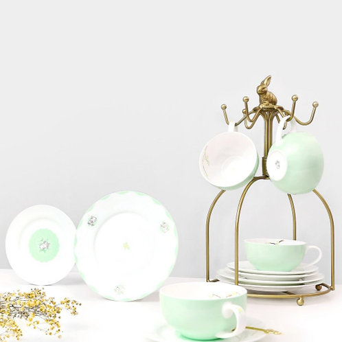 Osmanthus & Jade Tea Set