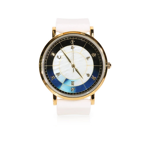 Emperor's Time Watch (White)