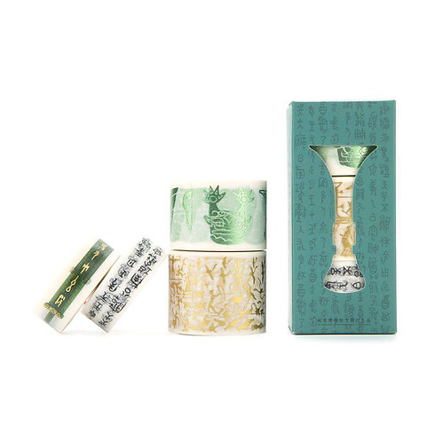 Jade Bronze Decorative Tape