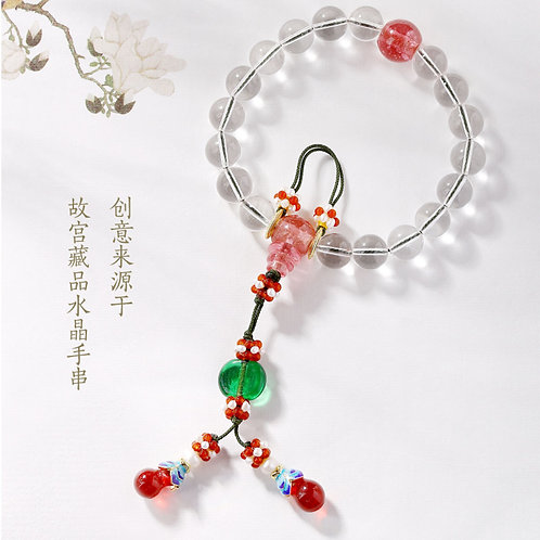 Crystal Glaze Beads - Buddhist