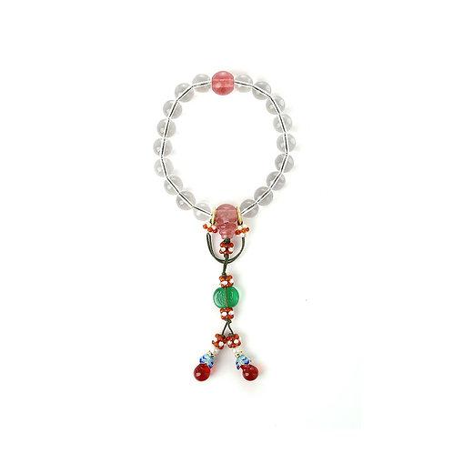 Crystal Glaze Beads - Buddhist