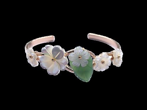 Five Blessing Plum Blossom Bracelet