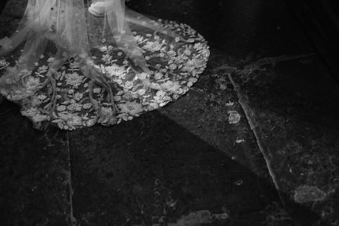 Charlotte Flower Moonlight Veil