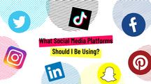 #AskBurges: What Social Media Platforms Should I Be Using?