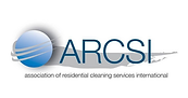 Association of residential cleaning services international logo