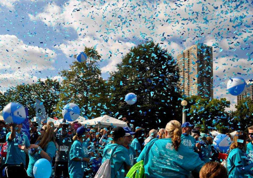 SeaBlue Prostate Cancer Walk