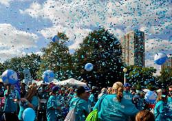 SeaBlue Prostate Cancer Walk