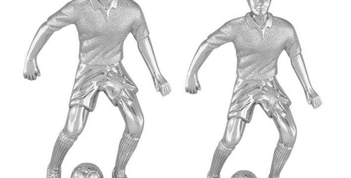Figura Fútbol Masculino (18 y 15 cm)