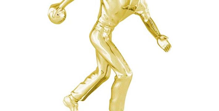 Figura Bolos Masculino (12,5 cm)