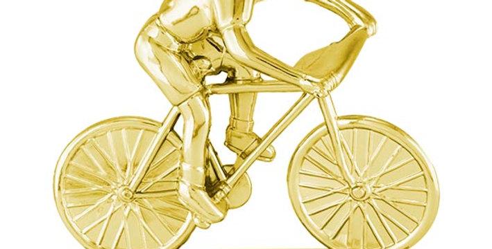 Figura Ciclismo Masculino (11,5 cm)