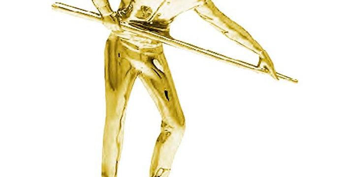 Figura Billar Masculino (13,5 cm)