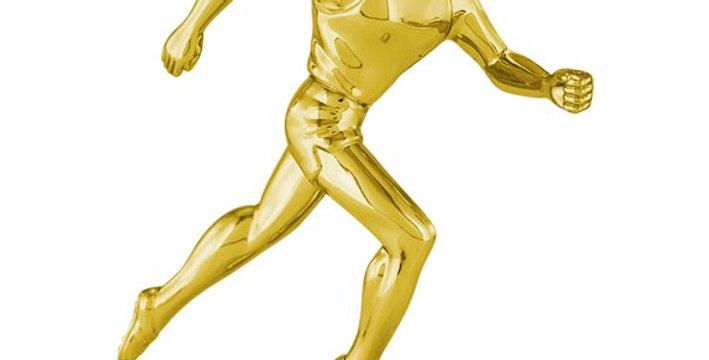 Figura Atletismo Masculino (12,5 cm)